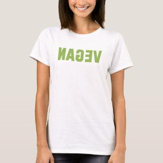 VEGAN (Spiegel-Bild) T-Shirt