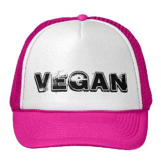 Vegane Hut-Kappe Baseballkappe