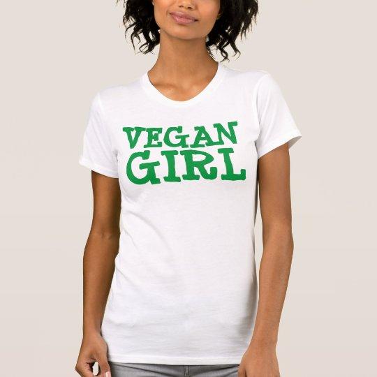 VEGANE MÄDCHEN-T - Shirts