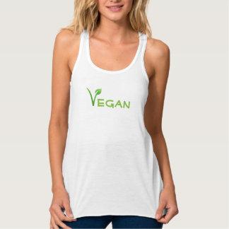 Veganes Turnhallen-Shirt Tank Top