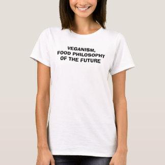 VEGANISM, NAHRUNG PHILOSOPHYOF DIE ZUKUNFT T-Shirt