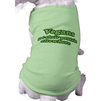 Vegans erhalten ihr Protein anderswo Shirt
