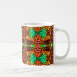 Vegas-Frosch-Muster durch Deprise Kaffeetasse