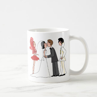 Vegas-Hochzeit Kaffeehaferl