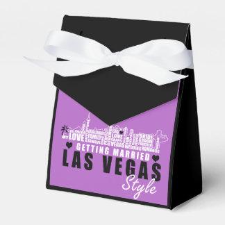 Vegas-Hochzeits-Geschenk-Ideen - Geschenkschachtel
