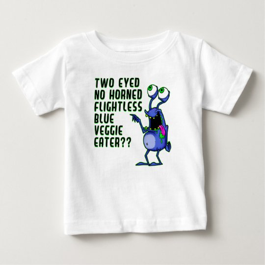 Veggie-Monster Baby T-shirt