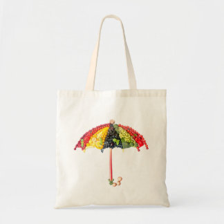 VeggieArt Regenschirm Budget Stoffbeutel