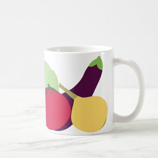 Veggies! Kaffeetasse