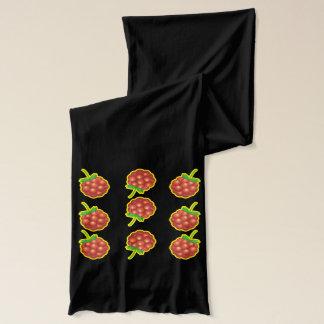 Vektor - Himbeere Schal