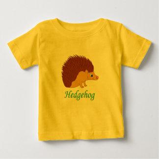 Vektorillustration Igel Baby T-shirt