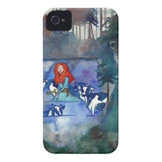 Vellamo Wasser-Göttin iPhone 4 Fall Case-Mate iPhone 4 Hüllen