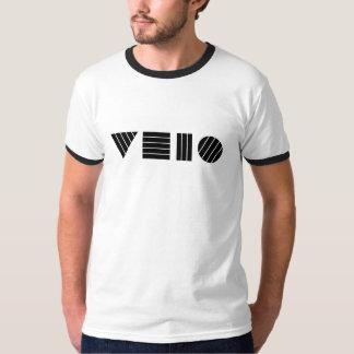 Velo Blöcke im Schwarzen T-Shirt