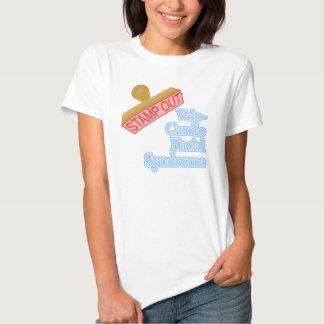 Velo-Herz Gesichtssyndrom Shirts