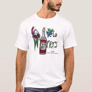 Velo Winers Radfahrer-GOBA 2014, einfache T-Shirt