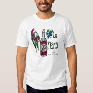 Velo Winers Radfahrer-GOBA 2014, einfache Tshirts