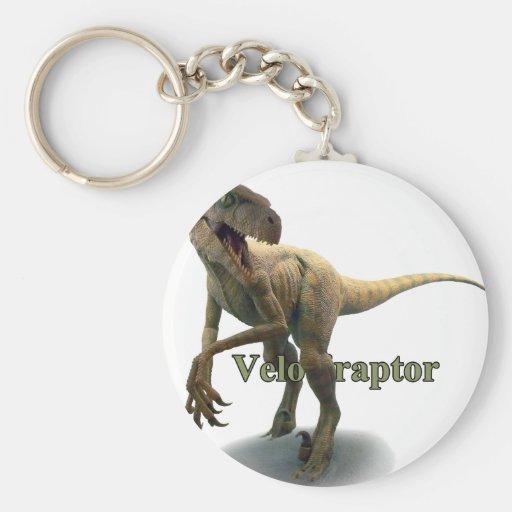 Velociraptor Schlüsselbänder