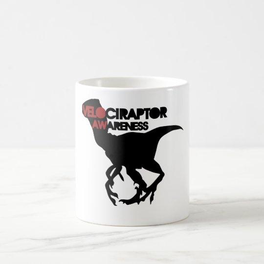 Velociraptorbewusstsein Tasse