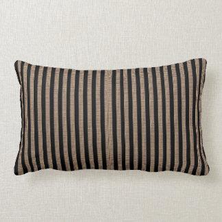 Veloursleder-Grad ein BaumwollWurfs-Kissen Lendenkissen