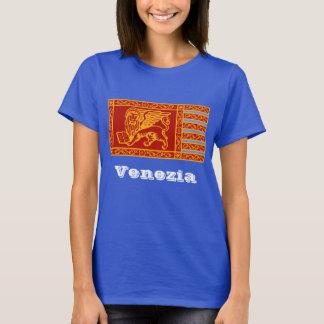 Venedig-Flagge T-Shirt