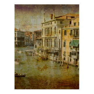 Venedig Italien Postkarte
