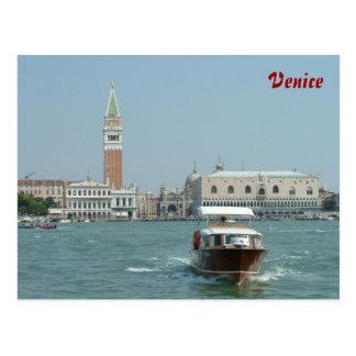 Venedig Postkarte