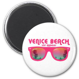 Venedig-Strand-Sonnenbrille Magnets