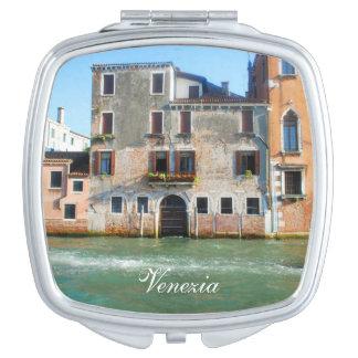 Venedig-Taschenspiegel Schminkspiegel