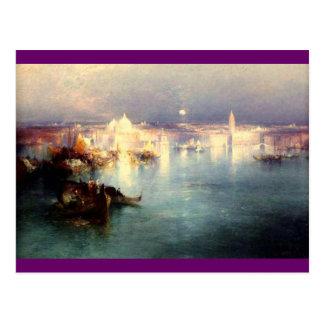Venedig von San Giorgio Postkarte