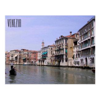 Venezia Postkarte