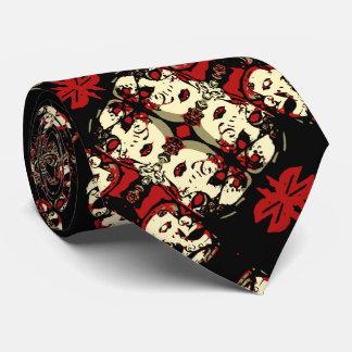 Venezianische Masken Krawatte