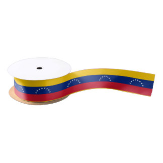 Venezolanisches Flaggenband Satinband
