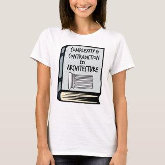 Venturi-Komplexitäts-u. Widerspruch-Buch-Shirt T-Shirt