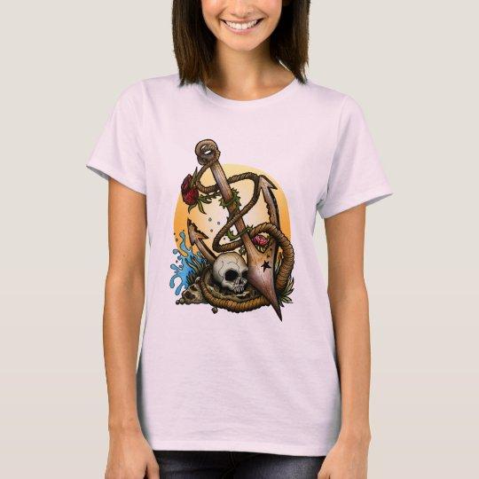 Verankert T-Shirt