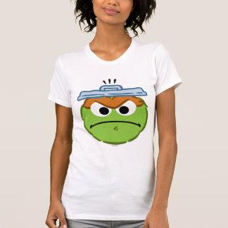 Verärgertes Gesicht Oscars T-Shirt