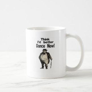 Verbessern Sie tanzen mich Kaffeetasse