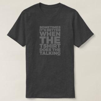 Verbessern Sie, wenn der T - Shirt die