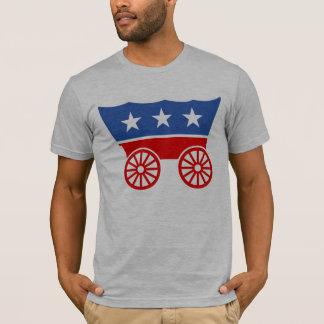 Verbinden Sie den Donner Party-T - Shirt