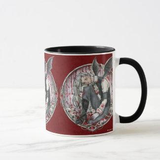 Verblassende Erinnerungens-gotische Tasse