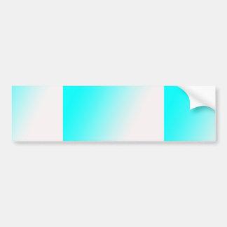 Verblassende Schatten-Schablone DIY addieren Autoaufkleber