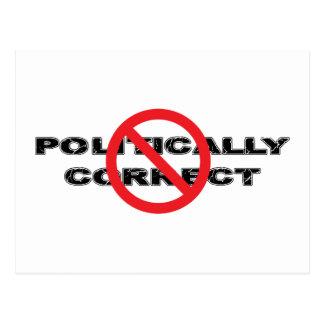 Verbot politisch korrekt postkarten