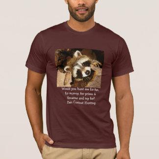 Verbot-Wettbewerb-Jagd T-Shirt