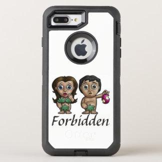 Verbotener Apple iphone Otterbox Fall OtterBox Defender iPhone 7 Plus Hülle