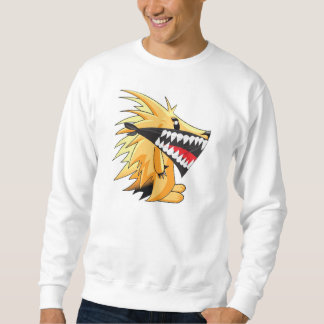 Verdeckter Igel Sweatshirt