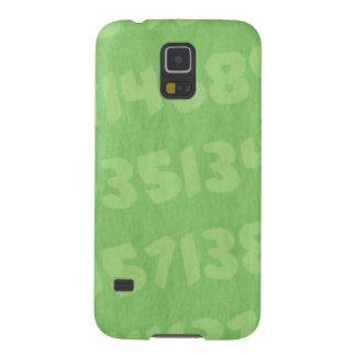 Verdi's Background - Green Samsung Galaxy S5 Cover