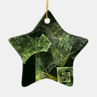 Verdrehte Balancen-abstrakte Keramik Ornament