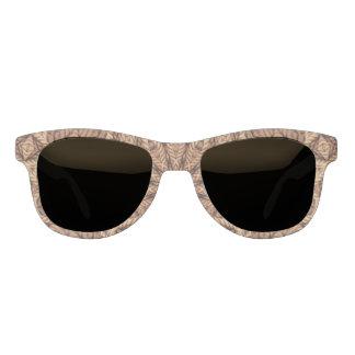 Verdrehte Seil-Gewohnheit polarisierte Sonnenbrille