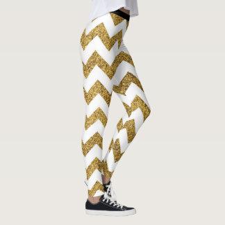 Verehren Sie goldene Gamaschen Leggings