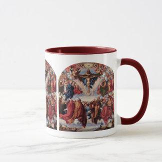Verehrung der Dreiheit durch Albrecht Durer, 1511 Tasse