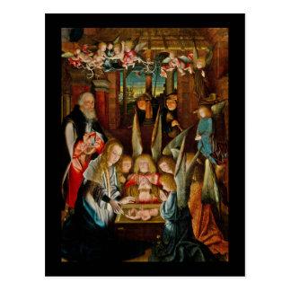 Verehrung der Engel Postkarte