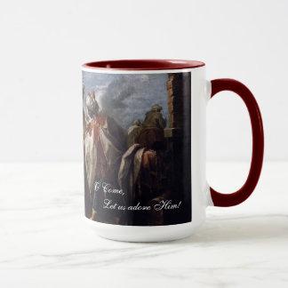 Verehrung der Weisen Tasse